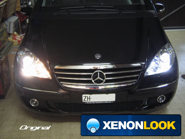 Mercedes W Abblendlicht Wechseln