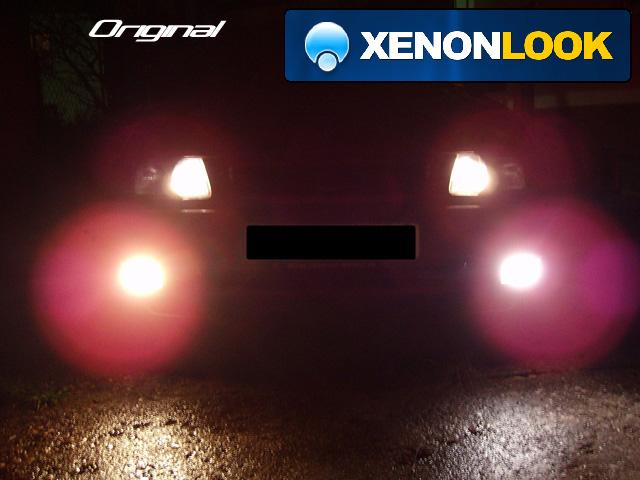 Seat Ibiza Xenonlook Superwhite H3 Fog Lights