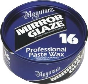 Meguiars Mirror Glaze Paste Wax #16